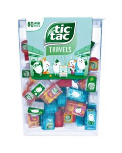 1 Tic Tac Mini boxes