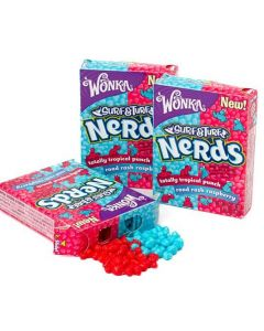 Wonka Nerds box Surf & Turf