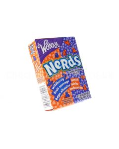 Wonka Nerds box wildberry - peach