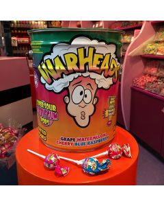 Warheads Ton 230 lolly's